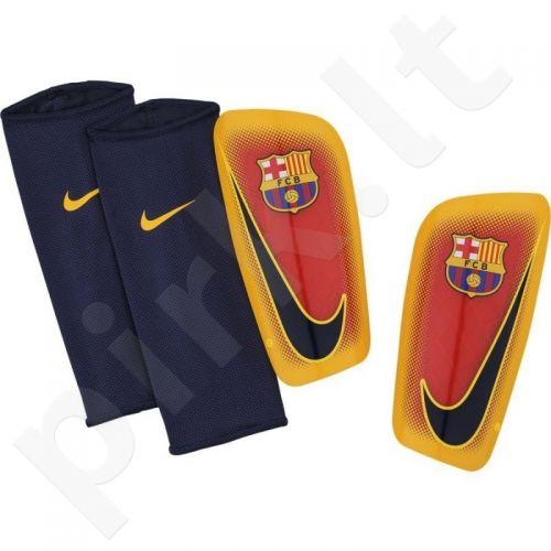 Apsaugos futbolininkams Nike Mercurial Lite Fc Barcelona SP0303-739