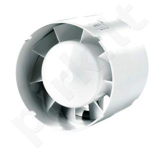 Ventiliatorius buitinis kanalinis D125 VENTS VKO12
