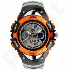 Vaikiškas, Moteriškas laikrodis SKMEI AD0998 Kid Size Orange