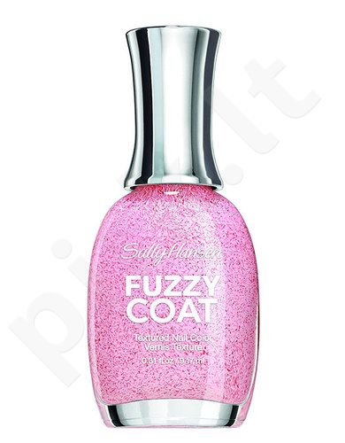 Sally Hansen Fuzzy Coat, kosmetika moterims, 9,17ml, (100 Wool Lite)