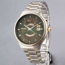 Vyriškas laikrodis Orient FEU00000FH
