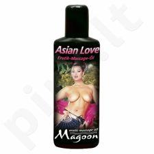 Masažo aliejus Azijietiška meilė 100 ml