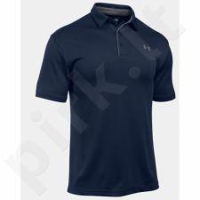 Marškinėliai treniruotėms Under Armour Tech Polo M 1290140-410
