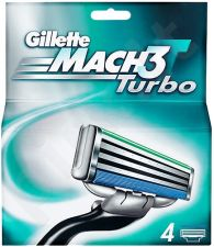 Gillette Mach 3 Turbo, kita vyrams, Array