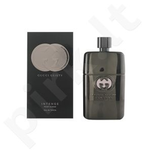 GUCCI GUILTY HOMME edt intense  90 ml vyrams