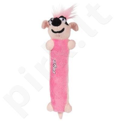 Žaislas ROGZ Sausage  šuo mažas Puppy Pink