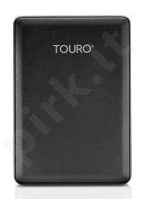 Išorinis diskas Hitachi Touro Mobile 2.5'' 1TB USB3, Juodas