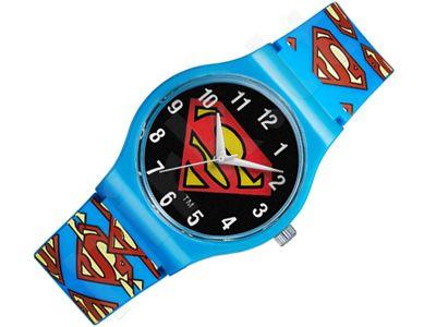 Warner Bros Superman SM-02 vaikiškas laikrodis