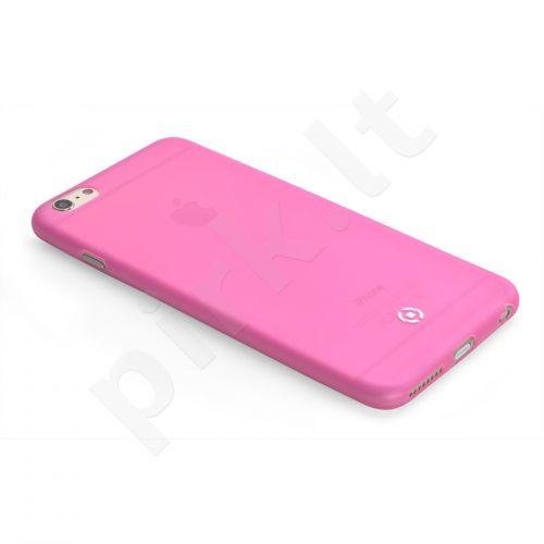 Apple iPhone 6/6S nugarėlė Frost Celly rožinė
