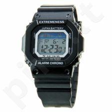 Universalus laikrodis SKMEI DG6918 Black