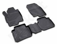 Guminiai kilimėliai 3D MITSUBISHI Colt 2003-2009, 4 pcs. /L48010