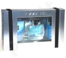 Azzaro Chrome rinkinys vyrams, (EDT 50ml + 75ml losjonas po skutimosi + 75ml pieštukinis dezodorantas)