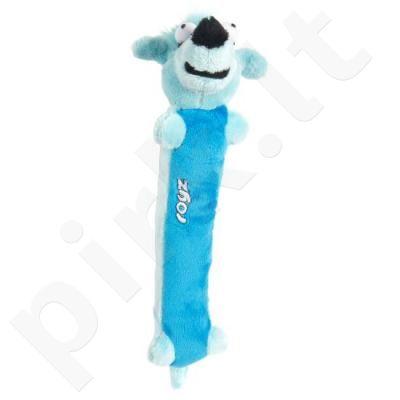 Žaislas ROGZ Sausage  šuo vidutinis Puppy Blue