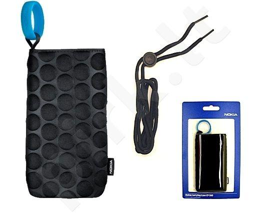 Nokia universal dėklas CP-560 juodas