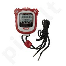 Sekundmatis SOLAR TIMER 30 red/grey