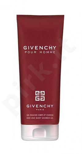Givenchy Pour Homme, 200ml, dušo želė vyrams