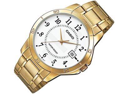 Casio Collection MTP-V004G-7BUDF vyriškas laikrodis