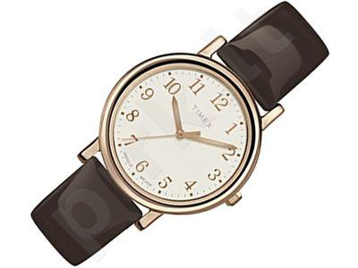 Moteriškas laikrodis Timex Classics T2P465