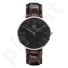 Laikrodis DANIEL WELLINGTON CLASSIC BLACK DW00100134