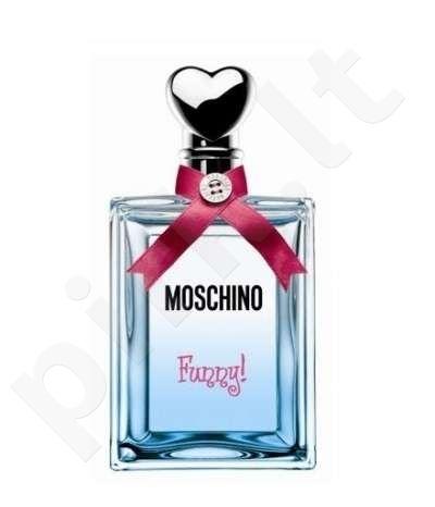 Moschino Funny, tualetinis vanduo (EDT) moterims, 100 ml