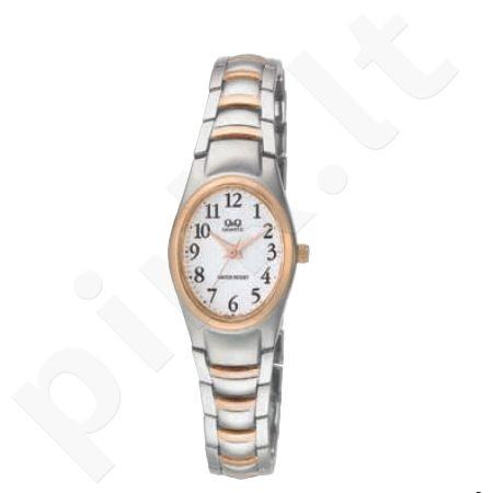 Moteriškas laikrodis Q&Q F279J414Y