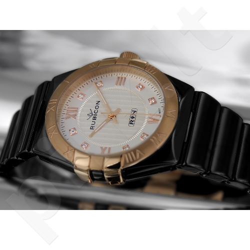 Moteriškas laikrodis RUBICON RNPD33TMSX03BX