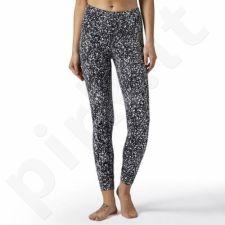 Sportinės kelnės Reebok High Rise Lux Bold W BQ8179