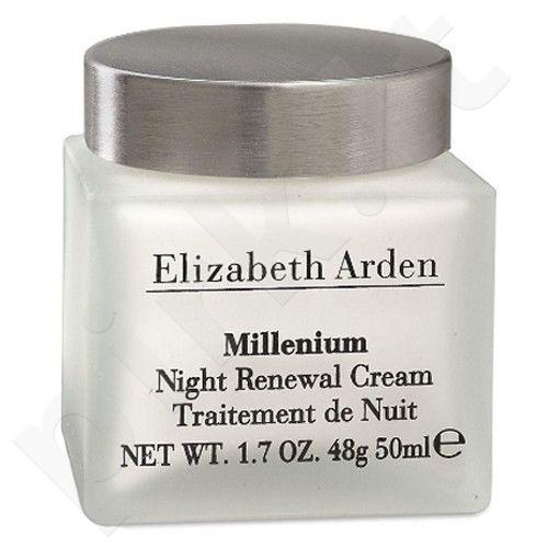 Elizabeth Arden Millenium Night Renewal Cream, 50ml, kosmetika moterims