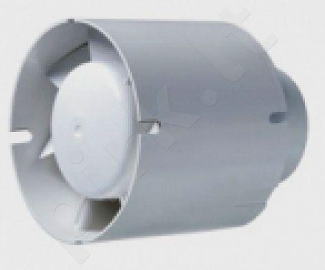 Ventiliatorius buitinis kanal. su laikmačiu d150 TUBO150T