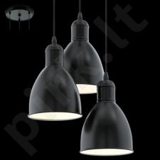 Pakabinamas šviestuvas EGLO 49465 | PRIDDY