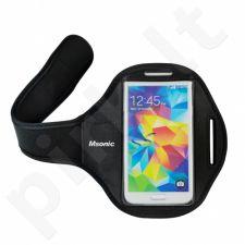 MSONIC Sportinis telefono dėklas 5'', MT3782K, juodas