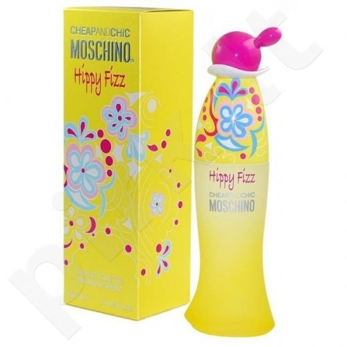 Moschino Hippy Fizz, tualetinis vanduo (EDT) moterims, 100 ml