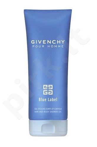 Givenchy Blue Label, 200ml, dušo želė vyrams