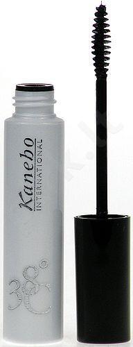 Kanebo blakstienų tušas 38C Black, kosmetika moterims, 7,5ml, (Black Black)