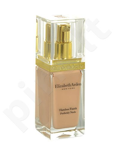 Elizabeth Arden Flawless Finish Perfectly Nude Makeup SPF15, kosmetika moterims, 30ml, (12 Amber)