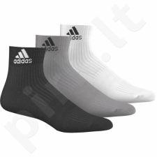 Kojinės Adidas 3S Per AN HC 3 poros AA2287