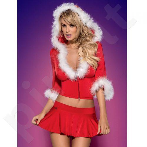 Kostiumėlis Santa Lady  S/M