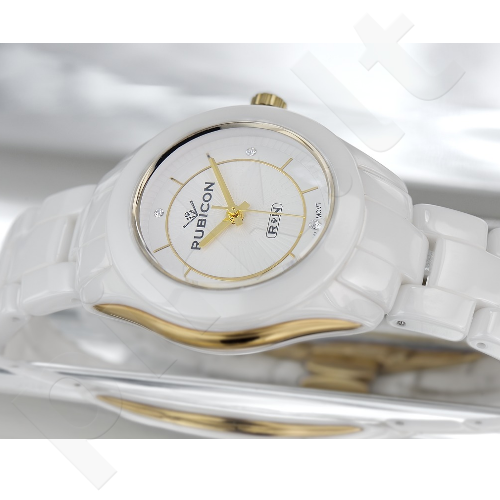 Moteriškas laikrodis RUBICON RNPD37TISG03BX