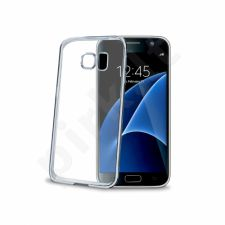 Samsung Galaxy S7 nugarėlė LASER Celly sidabrinė