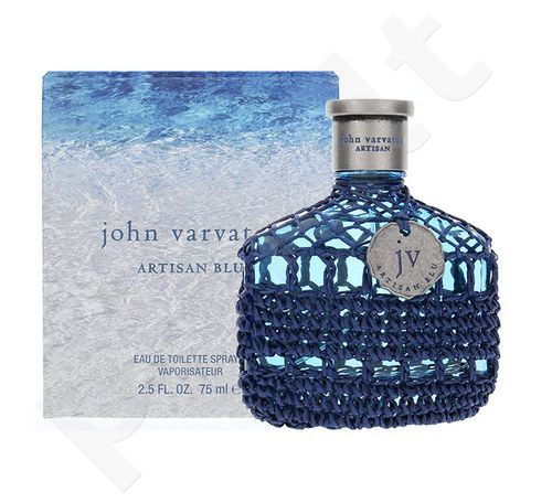 John Varvatos Artisan Blu, EDT vyrams, 75ml