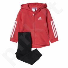Sportinis kostiumas  Adidas Sports Full Zip Hooded Jogger Kids BP5298