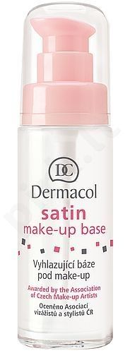 Dermacol Satin Make-Up pagrindas, 30ml, kosmetika moterims