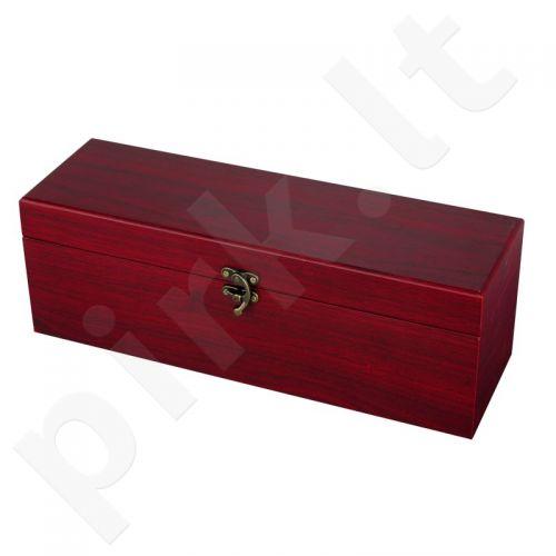Vyno įrankių rinkinys elegantiškoje dėžutėje
