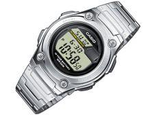Casio Collection W-211D-1AVEF vyriškas laikrodis-chronometras