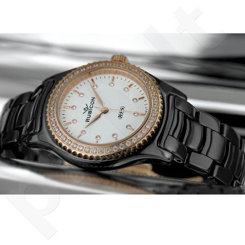 Moteriškas laikrodis RUBICON RNPD39TISB03BX