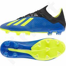 Futbolo bateliai Adidas  X 18.2 FG M DA9334