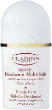 Clarins Gentle Care rutulinis dezodorantas, 50ml, kosmetika moterims