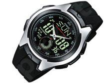 Casio Collection AQ-160W-1BVEF vyriškas laikrodis-chronometras