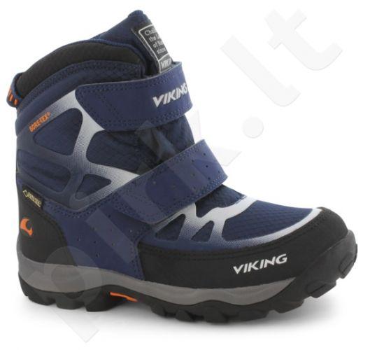 Žieminiai auliniai batai vaikams VIKING KJETIL VELCRO GTX (3-84280-546)