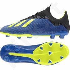 Futbolo bateliai Adidas  X 18.3 FG M DA9335
